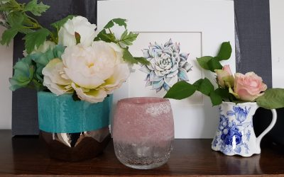 In Your Home: Part One – The Colourful Vintage Collector