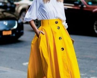 Energizing Accent Colours: Canary Yellow