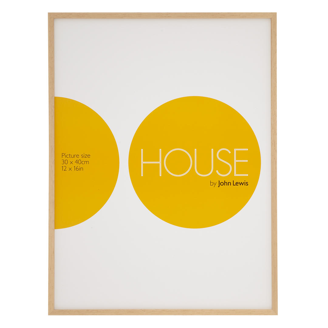 House by John Lewis frame in Natural £24 from John Lewis