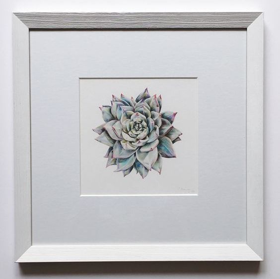Four Picture Frame Recommendations to fit 30x30cm Art Prints