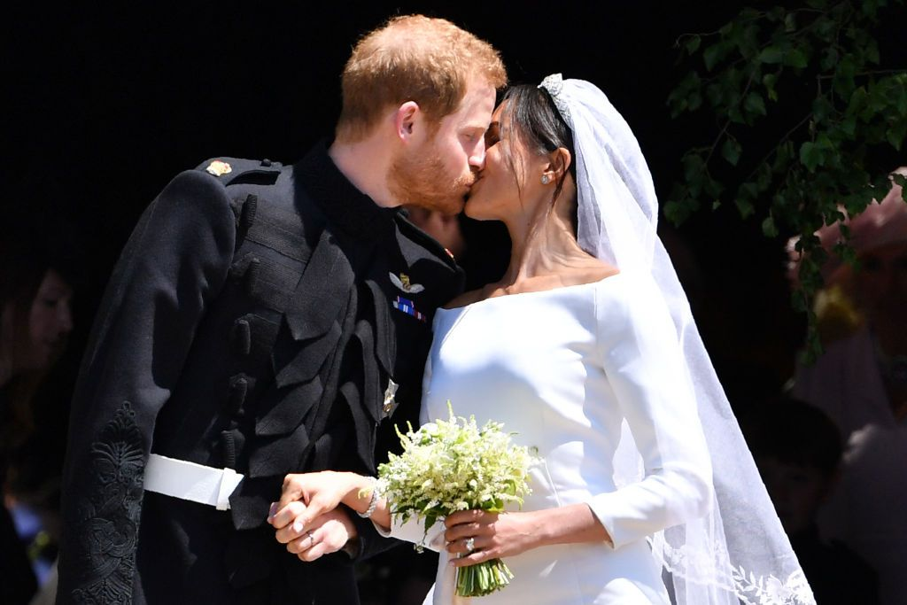 Prince Harry and Meghan Markle Wedding bouquet