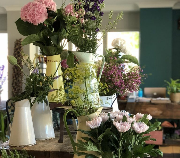 Living My Floral Dream: My Floristry Business from Idea to Launch