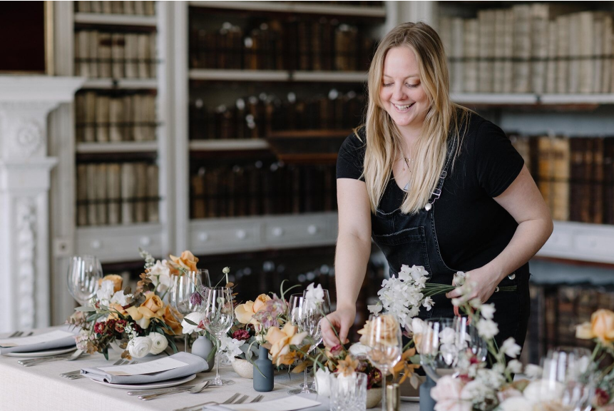 Flowers with Friends: Creative Floristry Hacks with Loulabel Floral Design