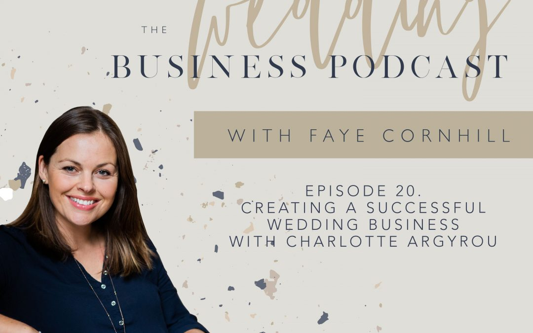 Charlotte Argyrou on Faye Cornhill podcast