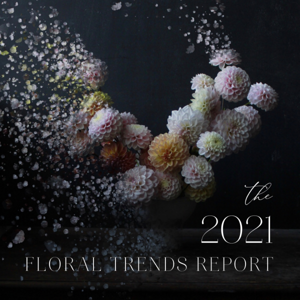 2021 Floral Trends Report by Charlotte Argyrou