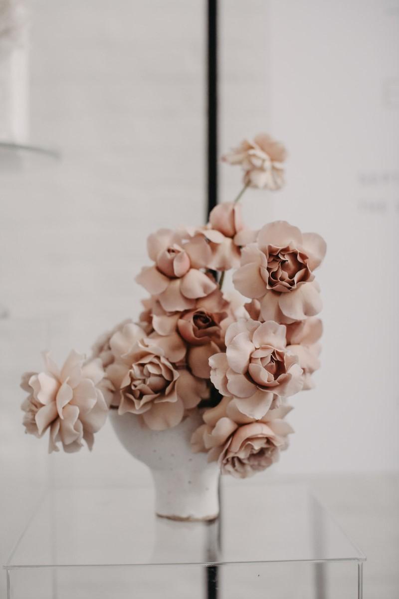 single species bouquet in 2021 floral trends report