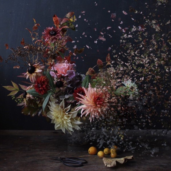 2021 Floral Trends creative play charlotte argyrou illustrationblog