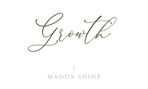 Maddy Shine Word of the Year Charlotte Argyrou blog
