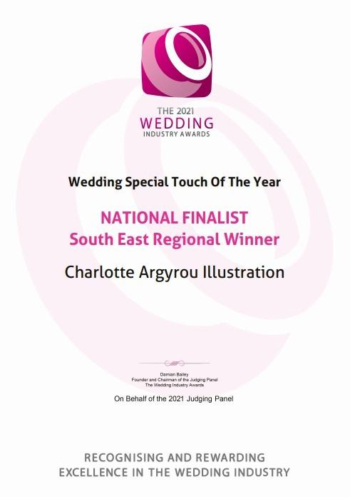 Award Winning Botanical Illustrator Charlotte Argyrou