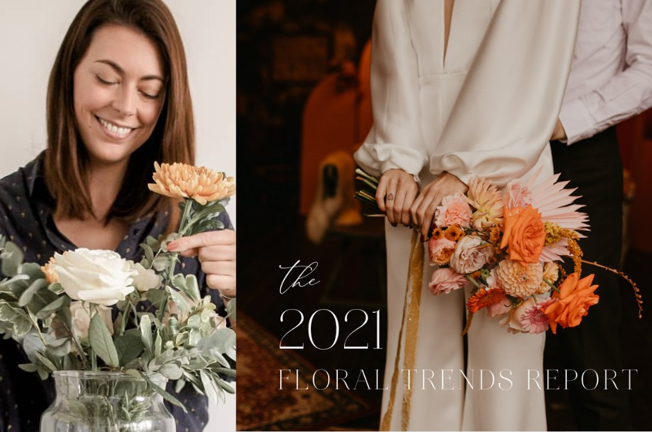 Floral Trends Reprot 2021